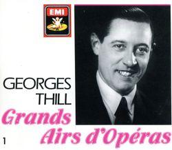 La traviata : buvons amis (acte I) duo Violetta et Alfredo - GEORGES THILL
