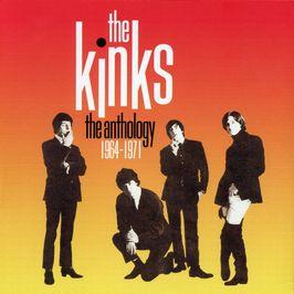 """Pochette de l'album """"The anthology 1964 - 1971"""" par THE KINKS"""