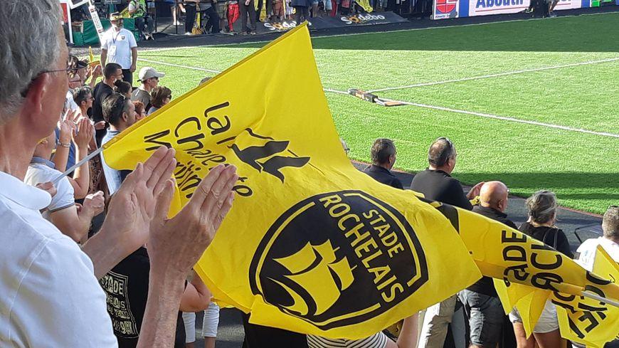 Supporteurs du stade Marcel Deflandre