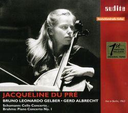 Concerto n°1 en ré min op 15 : Rondo - pour piano et orchestre - BRUNO LEONARDO GELBER