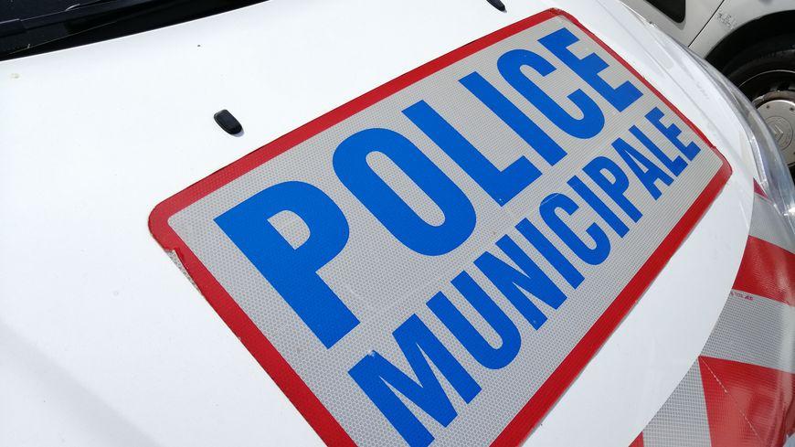 Illustration - police municipale.