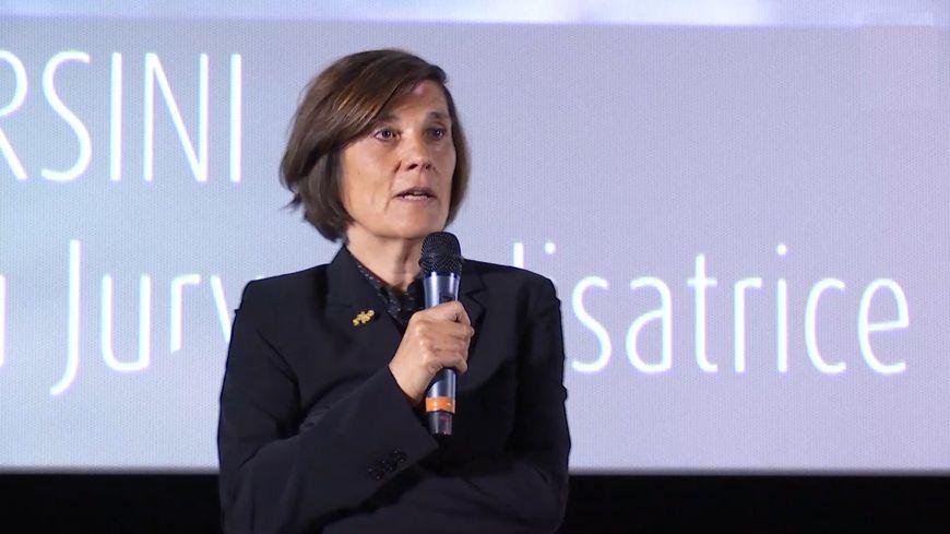 Catherine Corsini au Festival International du Film de Saint Jean de Luz