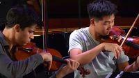 "Joseph Haydn : Quatuor à cordes op. 76 n° 4 en si bémol Majeur ""Lever de soleil"" (Quatuor Arod)"
