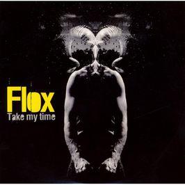 "Pochette de l'album ""Take my time"" par Flox"