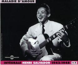 Armstrong, Duke Ellington, cab calloway - Henri Salvador