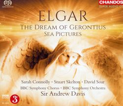 The dream of Gerontius op 38 : Take me away and in the lowest deep there let me be (2ème partie) L'âme de Gerontius - SARAH CONNOLLY
