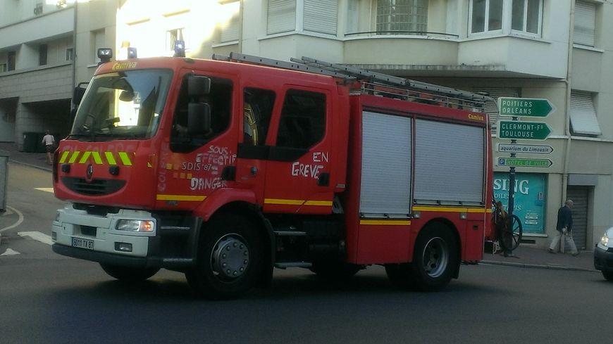 Une quarantaine de pompiers de Limoges montent à Paris ce mardi pour manifester