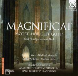 Magnificat en Ré Maj Wq 215 : Gloria Patri et Filio (Choeur)