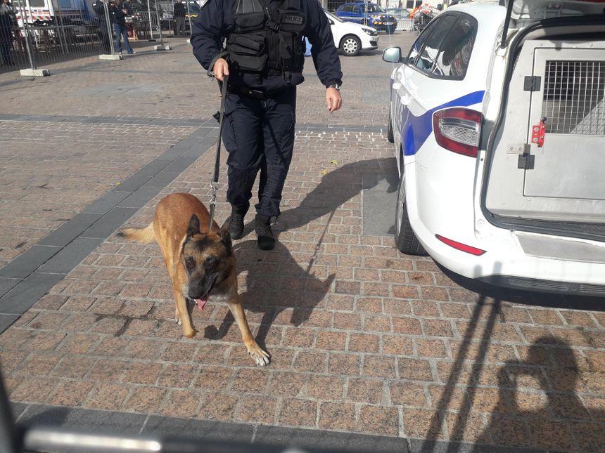 rencontre policiers gay à Châteauroux