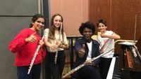 Leçon d'improvisation avec un jeune musicien #7