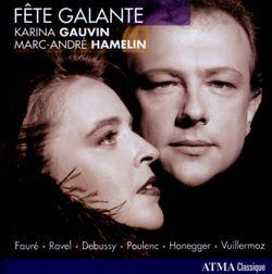 5 mélodies de Venise op 58 : Mandoline op 58 n°1 - pour soprano et piano - Karina Gauvin