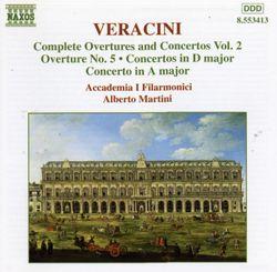 Concerto a otto stromenti en Ré Maj : Allegro moderato - pour violon et orchestre - ALBERTO MARTINI
