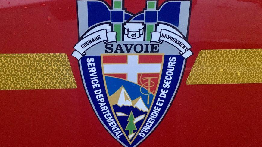 Illustration - Le sigle des pompiers de Savoie.