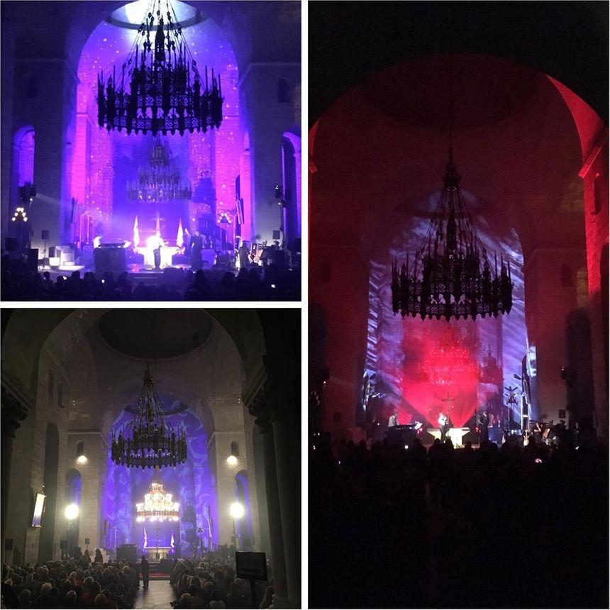 Photos du concert de Laurent Voulzy