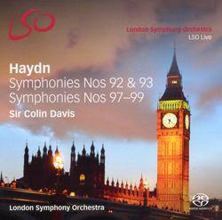 12 symphonies londoniennes HOB I : 93 à 104 : Symphonie en Ut Maj HOB I : 97 : Finale : Presto assai