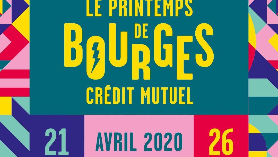 L'affiche du printemps de Bourges dévoilée