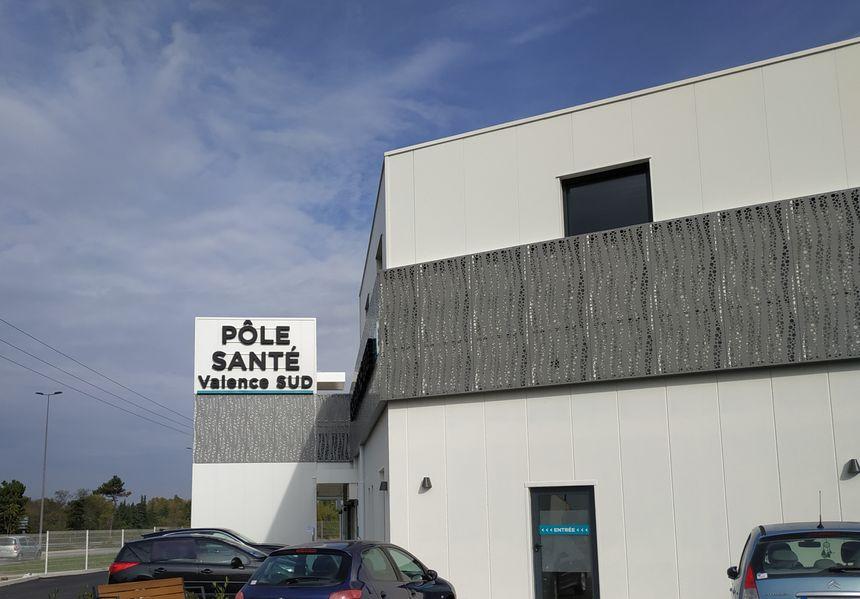 Le Pôle Santé Valence Sud