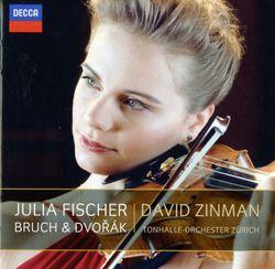 Concerto n°1 en sol min op 26 : Adagio - JULIA FISCHER