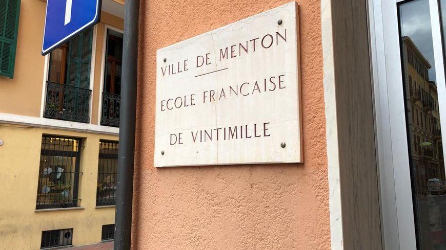 L'école française de Vintimille est financée par la mairie de Menton