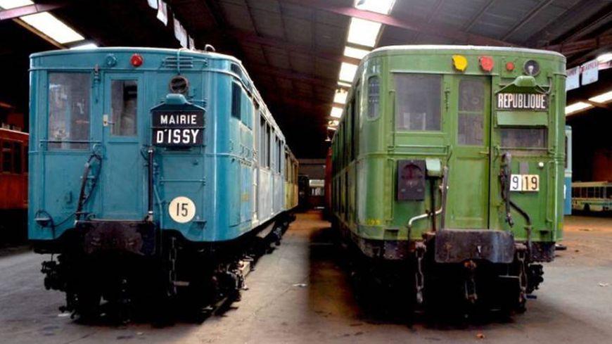 La réserve historique de la RATP