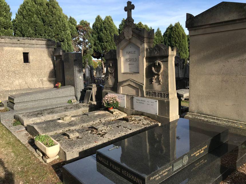 Les grandes familles auxerroises sont aussi enterrées ici