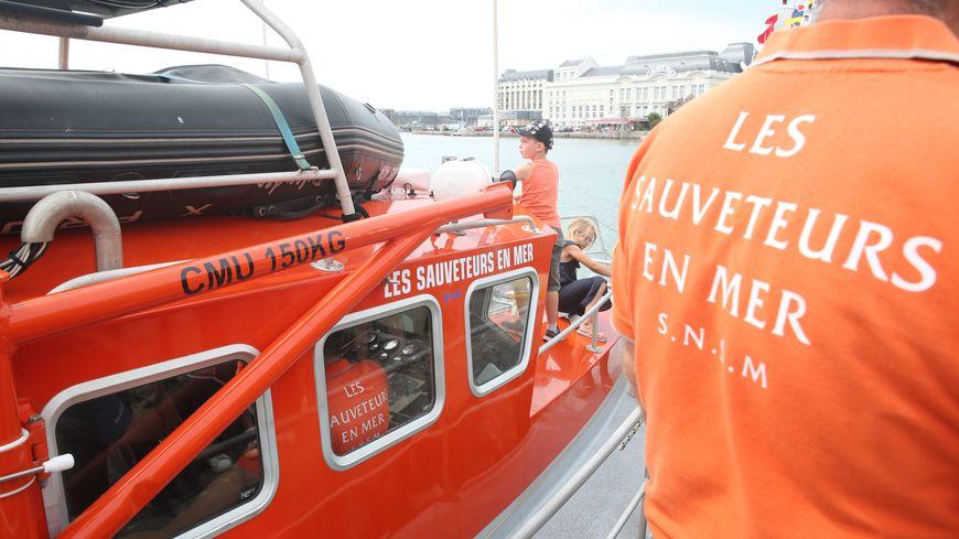 La SNSM, la Société Nationale de Sauvetage en Mer