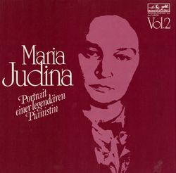 Concerto n°20 en ré min K 466 : Allegro assai - pour piano et orchestre - MARIA YUDINA