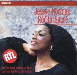 Give me Jesus - pour soprano et choeurs a cappella - JESSYE NORMAN