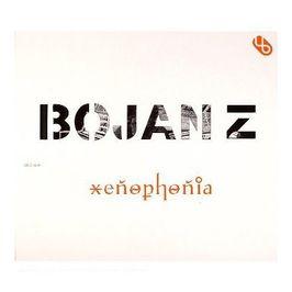 "Pochette de l'album ""Xenophonia"" par Bojan Z"
