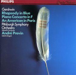 Concerto en Fa Maj : Allegro agitato - pour piano et orchestre - ANDRE PREVIN