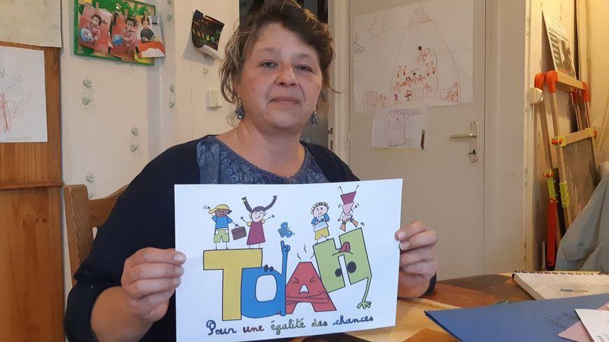 """Stéphanie Jacquet, présidente de l'Association nationale """"TDAH - Pour une égalité des chances"""""""