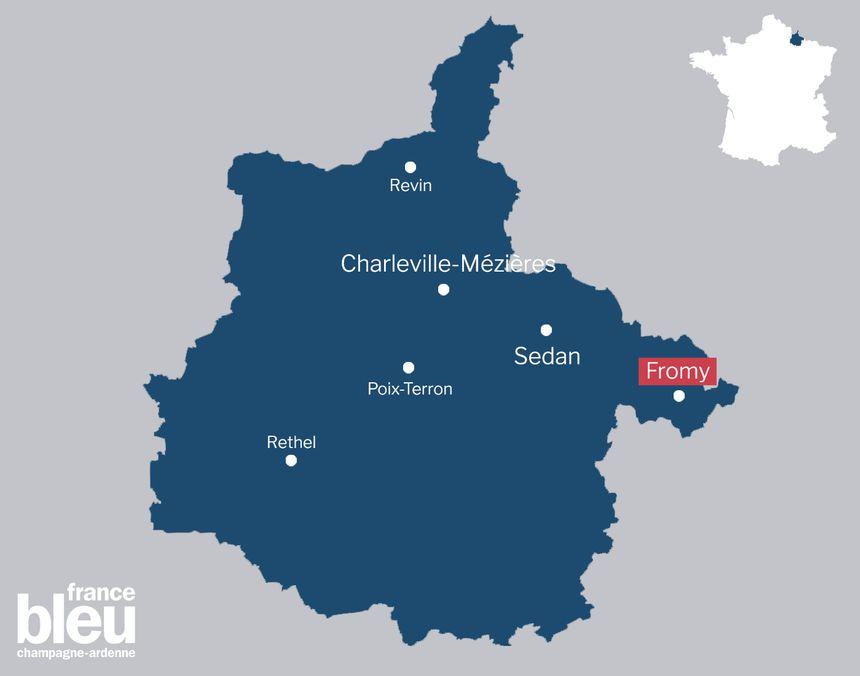 De nouvelles investigations à Fromy dans les Ardennes pour tenter de retrouver le corps d'Anaïs Guillaume