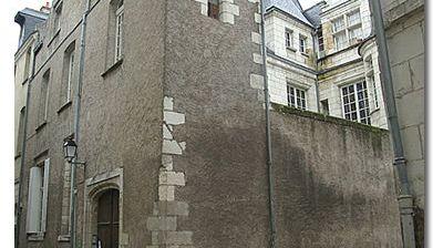 Ancien Institut Vauquer, 7 rue des Cerisiers - Tours - Indre-et-Loire