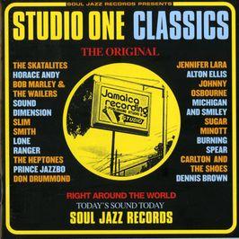 """Pochette de l'album """"Studio One classics"""" par Alton Ellis"""