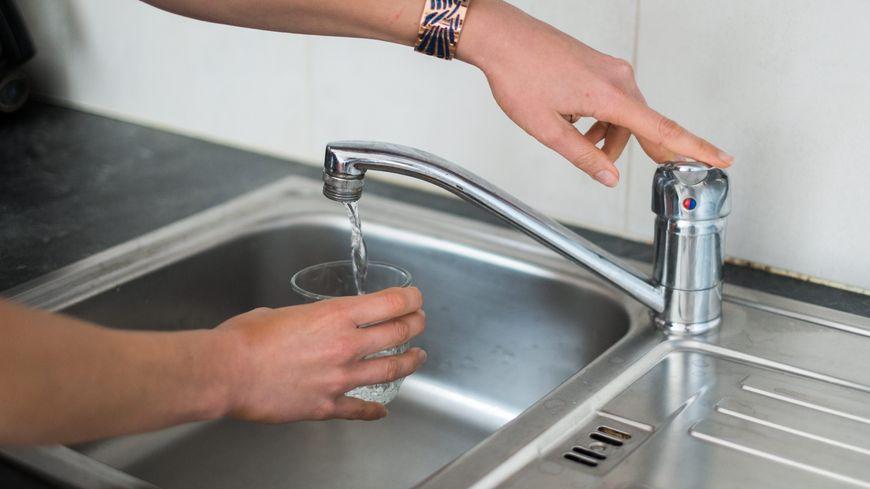 L'eau du robinet peut à nouveau être bu.