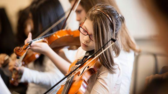 Démos vs Orchestre à l'école