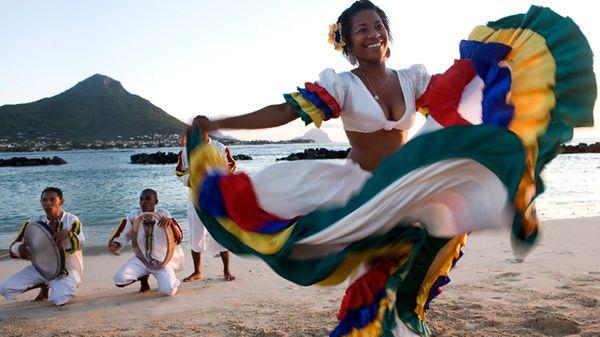 L'île Maurice à l'honneur dans notre discothèque d'Ocora !