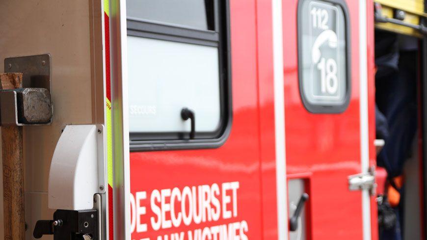 Les pompiers partent à Perpignan (illustration)
