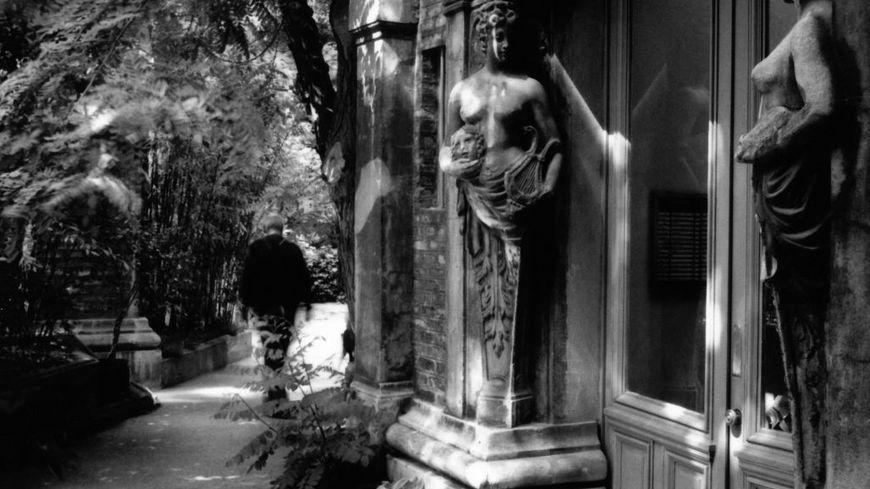 la résidence d'artiste La Ruche dans le 15e arrondissement