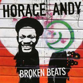 """Pochette de l'album """"Broken beats"""" par Horace Andy"""