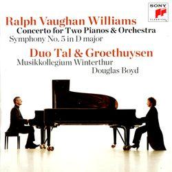 Concerto en Ut Maj : Fuga cromatica con finale alla tedesca - pour 2 pianos et orchestre - YAARA TAL