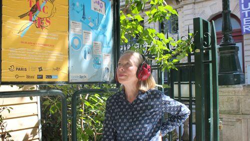 Christina Kubisch, pionnière de l'art sonore