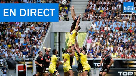 EN DIRECT - Top 14 : suivez le match de l'ASM Clermont face au Lou Rugby
