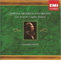 Casse noisette : Suite nº1 op 71a arrangement pour 2 pianos : Danse russe trepak - MARTHA ARGERICH