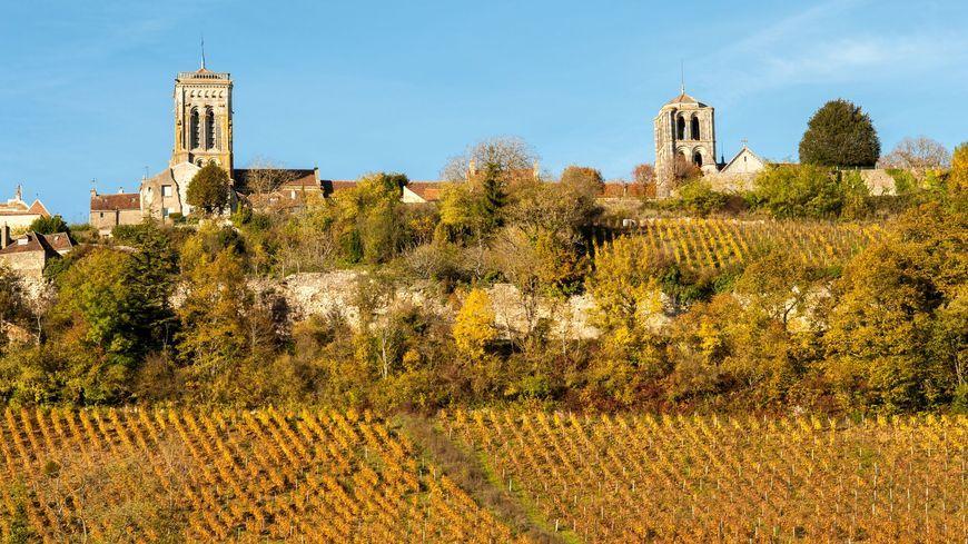 Vézelay et son vignoble