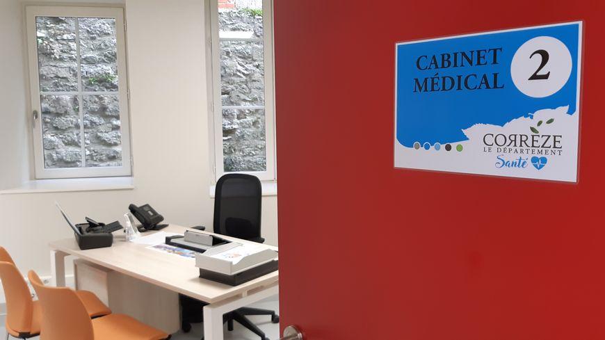 Le centre départemental de santé a ouvert ses portes à Egletons