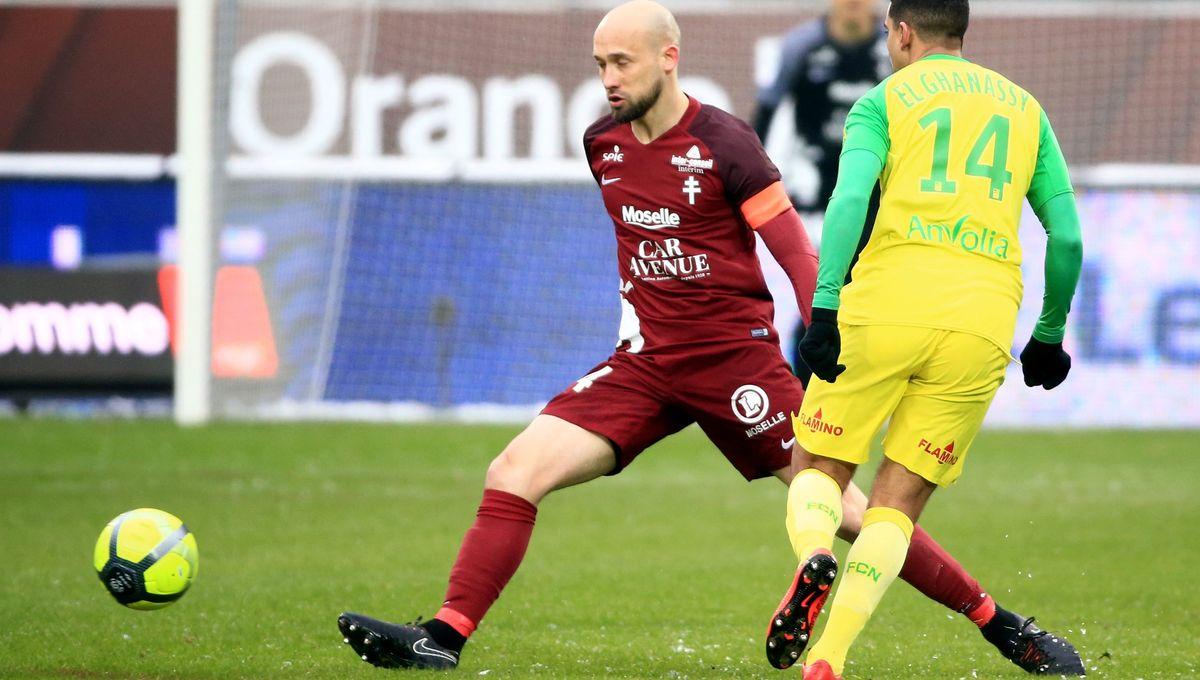 Quels sont les objectifs de Vincent Hognon, le coach messin sur les 4 prochains matchs (Nantes, Lyon, Montpellier, Lille) ?