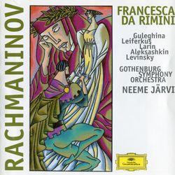 Francesca da Rimini : Prekasnaya Ginevra (2ème tableau Sc 1) Paolo Francesca Lanceotto - SERGEI LEIFERKUS