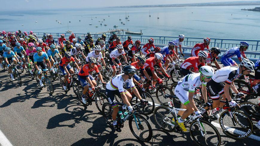 Le Tour de France avait longé la côte atlantique en 2018