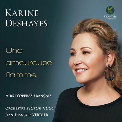 KARINE DESHAYES sur France Musique